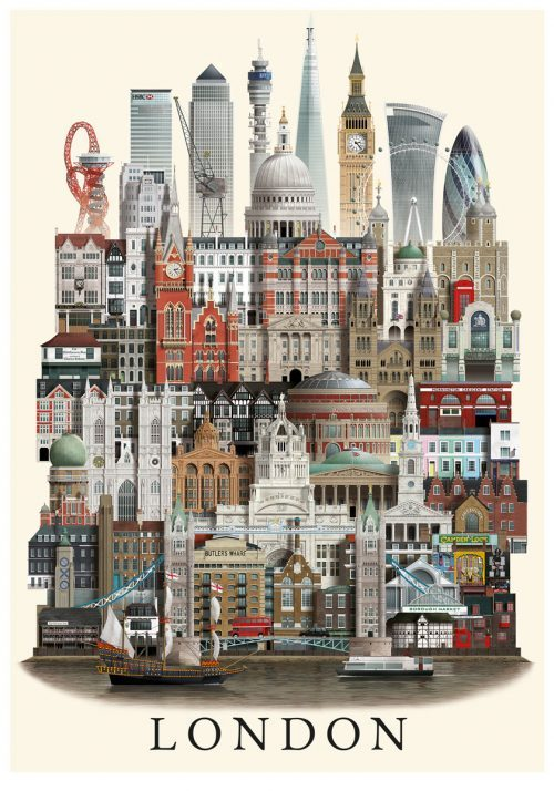 London - martin schwartz