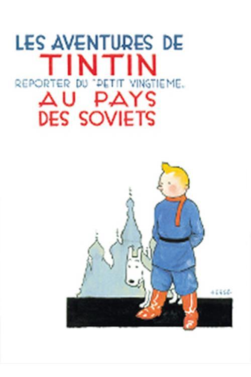tintin i sovjetunionen