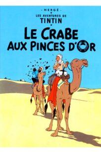 Krabben med de gyldne klosakse - Tintin