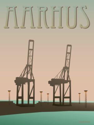 Aarhus - havnen