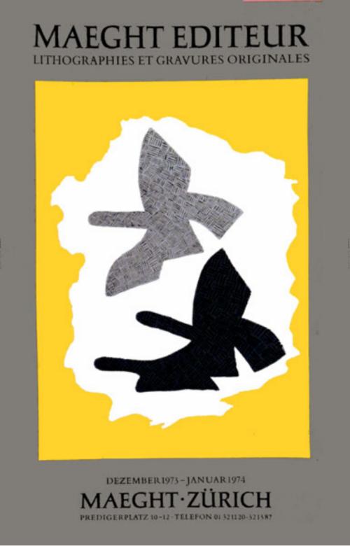 Georges Braque - Zurich
