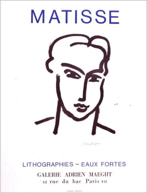 Henri Matisse - Eaux-Fortes
