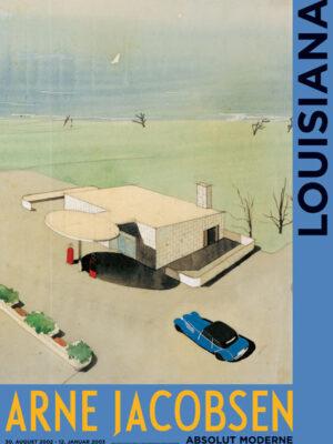 Arne Jacobsen - Louisiana - Skovshoved tankstation