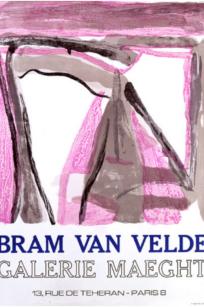 Bram Van Velde 1975