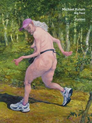 Michael Kvium Big foot