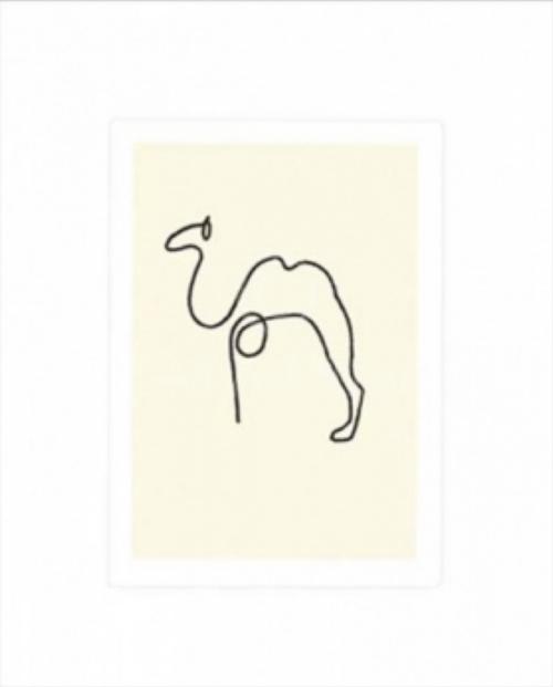 Pablo Picasso: Le Charmeau - Kamelen
