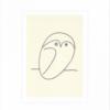 Pablo Picasso: Le Hibou - uglen