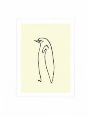 Pablo Picasso - Le Pingouin - Pingvinen