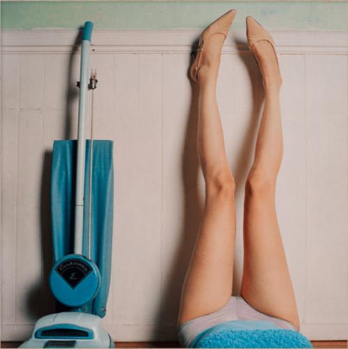 Julie Pike - Resting Feet 01
