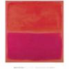 Mark Rothko - red - rosa