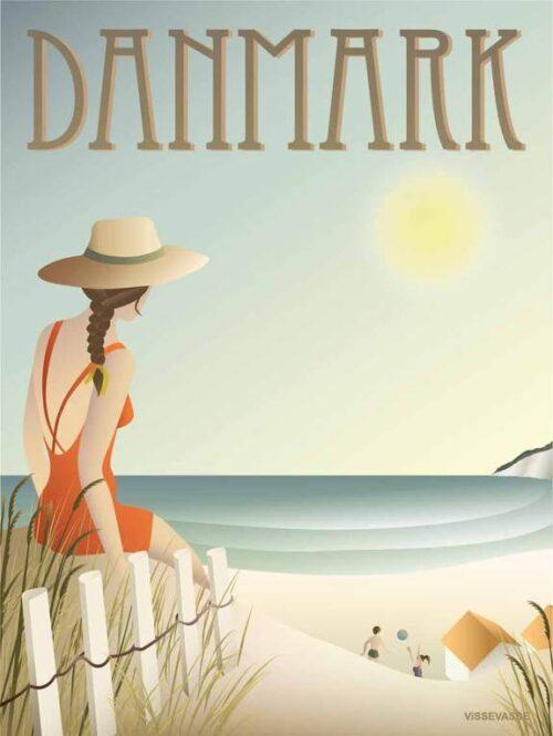 Danmark - stranden
