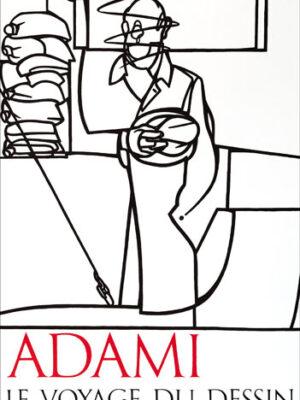 Valerio Adami - Le voyage de dessin