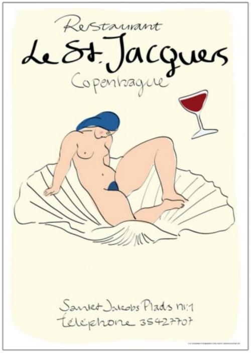 Peter Kjær Andersen Restaurent le St. Jacques