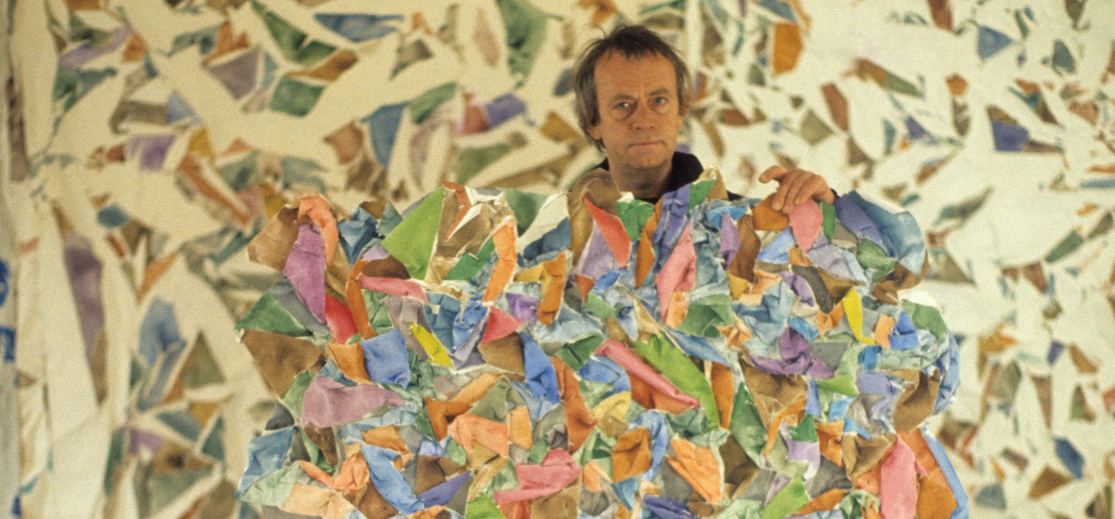Simon Hantaï The artist