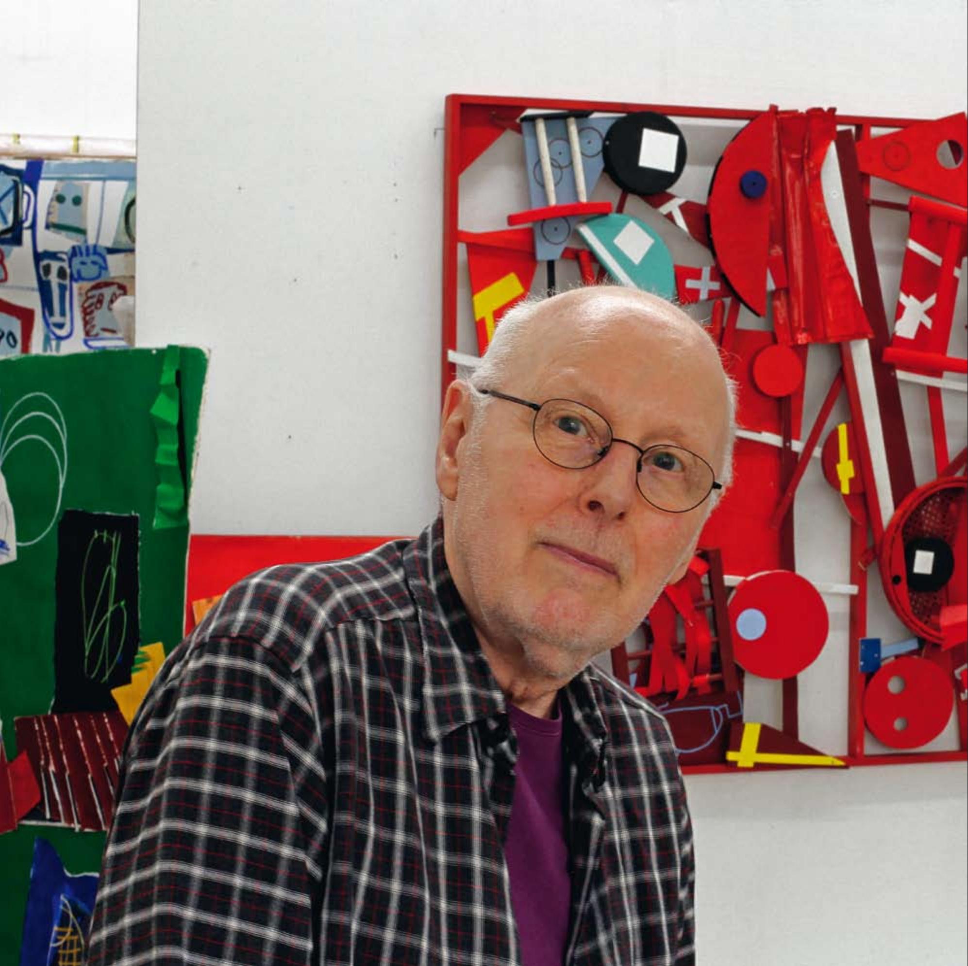 Jan Voss portrait