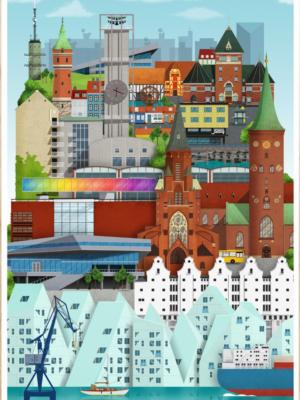 TOT CPH The Aarhus Poster