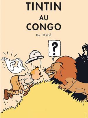 Varebillede af Tintin i Congo