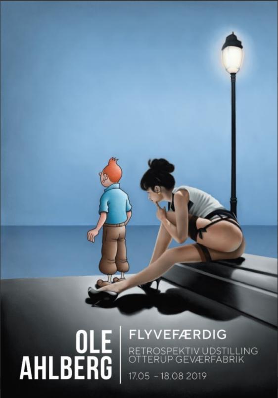 Ole Ahlberg Flyvefærdig