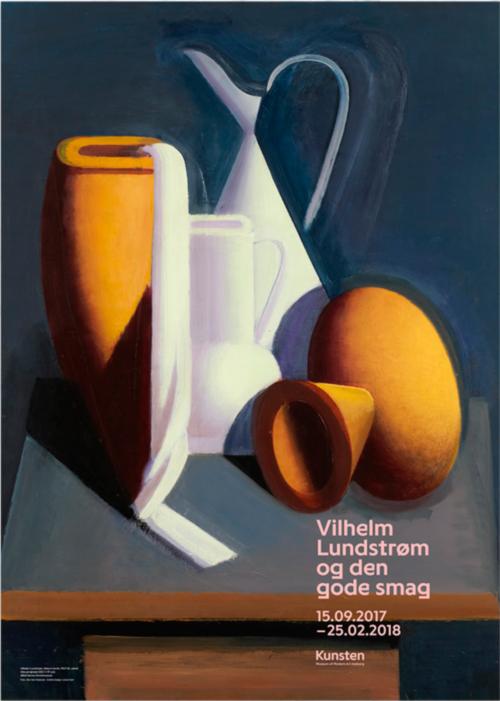 Vilhelm Lundstroem Nature Morte