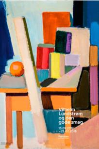 Vilhelm Lundstrøm - Opstilling