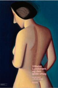 Vilhelm Lundstroem staaende model