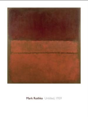 Mark Rothko - Untitled 1959