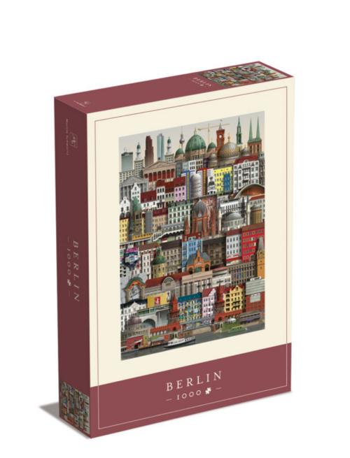 Martin Schwartz - Puslespil - Berlin