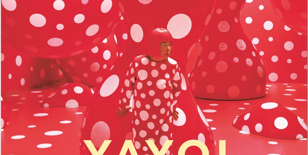 Yoyoi Kusama guide to the new space