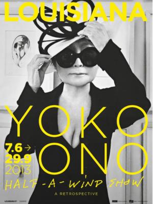 Yoko Ono Half a wind show
