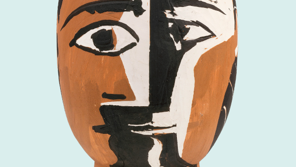 Picasso keramik louisianna animations billede
