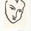 Matisse - Nadia au visage Penche