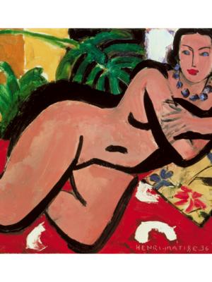 Plakaten aarhus Henri Matisse Nude With Palms 1936