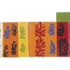 Plakaten Aarhus: Henri Matisse Composition (Les Velours) 1947