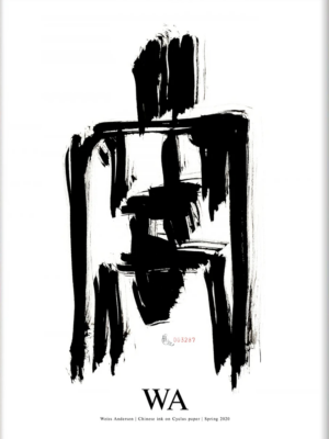 Plakaten Aarhus - Weiss Andersen: WA0003287